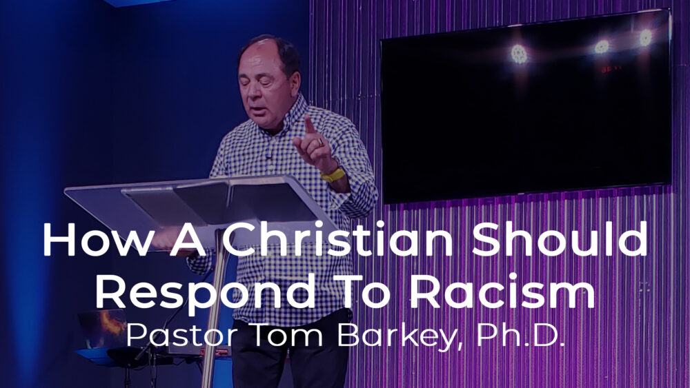 How A Christian Should Respond to Racism Image