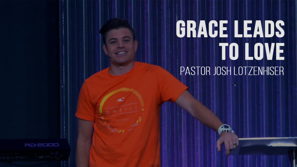 Grace Leads to Love Image