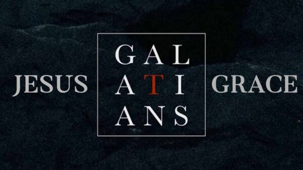 The Grace of Jesus in Galatians