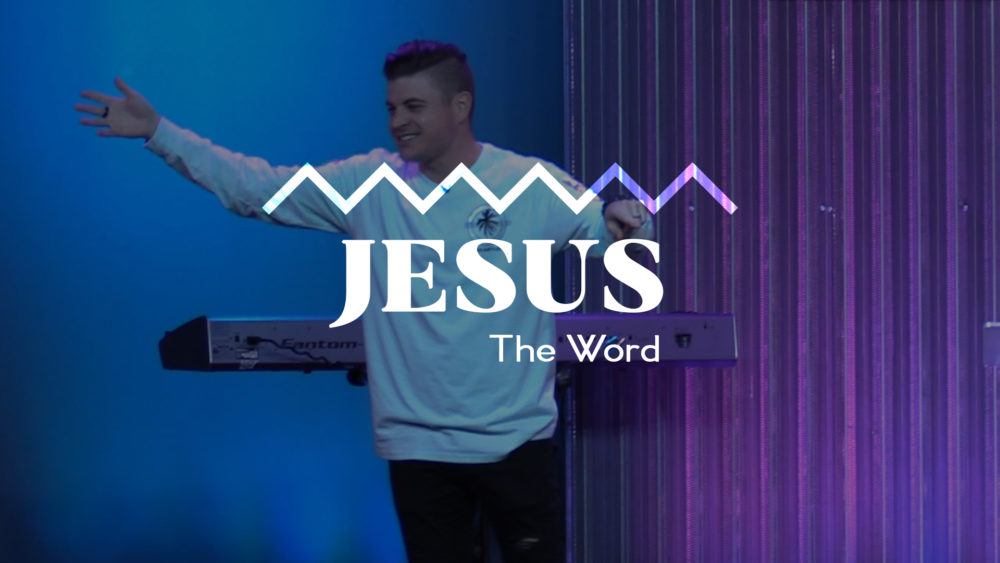 Jesus The Word Made Flesh Image
