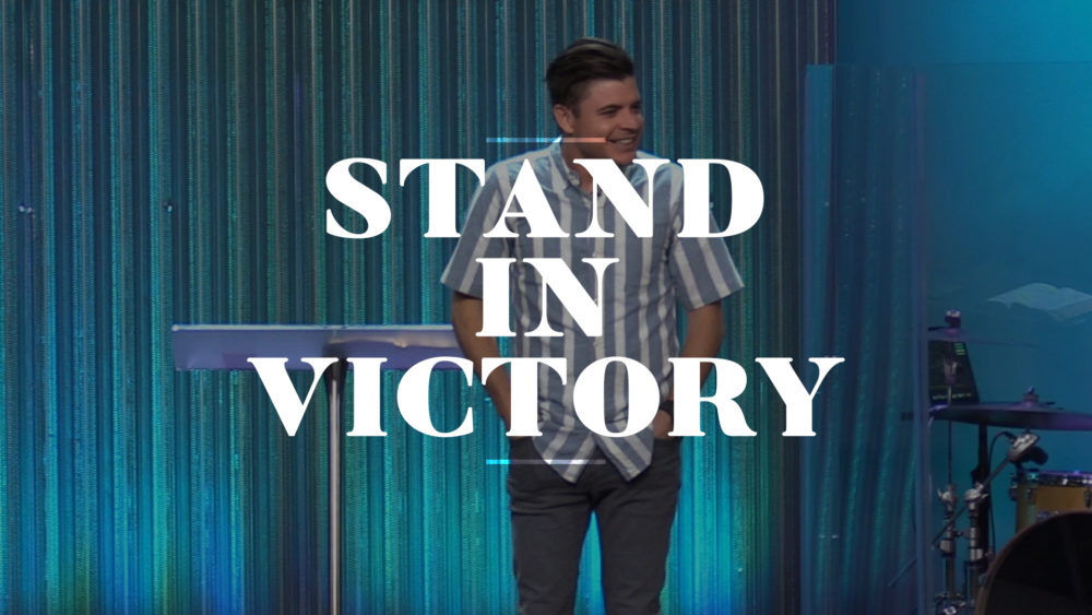 Stand in Victory Image