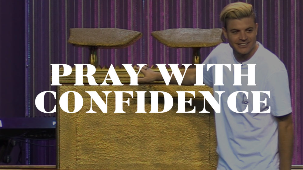 Pray With Confidence Image
