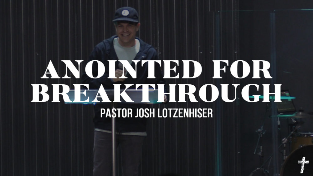 Anointed for Breakthrough Image