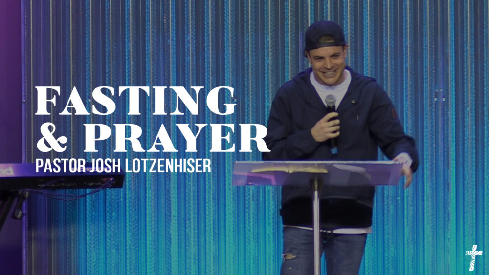 Fasting and Prayer Image