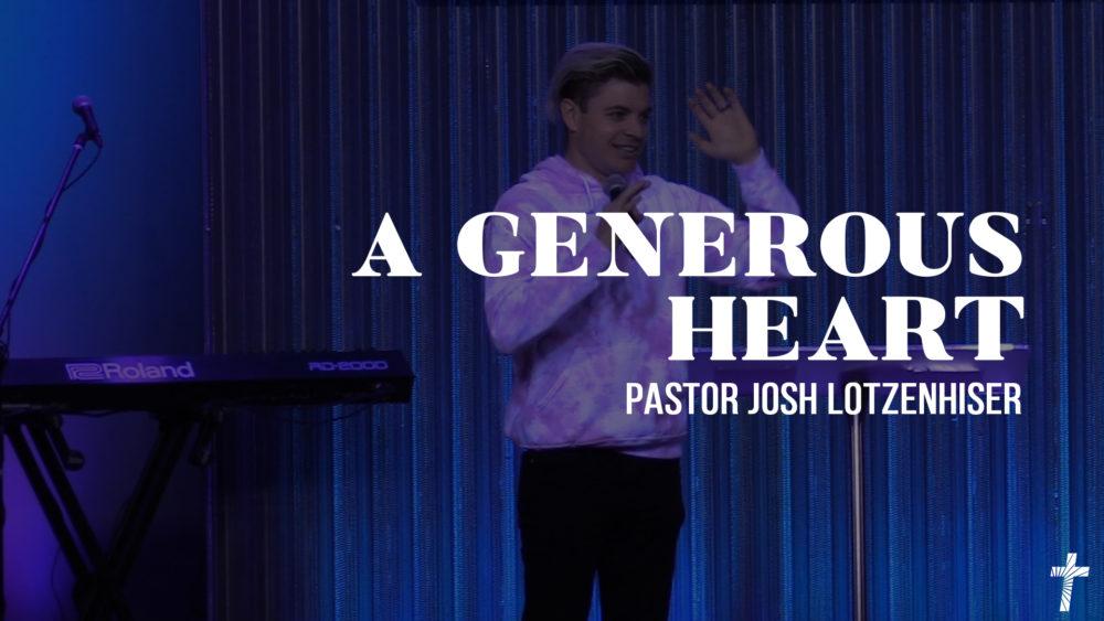 A Generous Heart Image