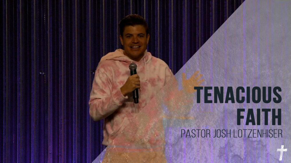 Tenacious Faith Image