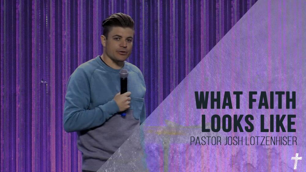 What Faith Looks Like Image